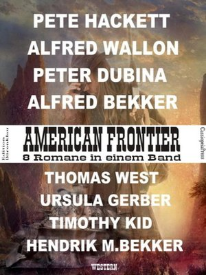 cover image of American Frontier
