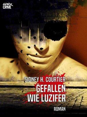 cover image of GEFALLEN WIE LUZIFER