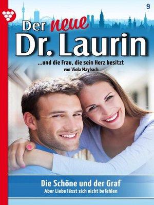cover image of Der neue Dr. Laurin 9 – Arztroman