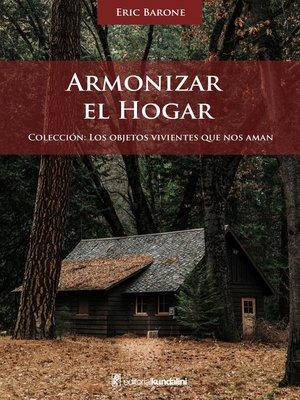 cover image of Armonizar el hogar