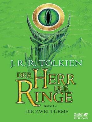 cover image of Der Herr der Ringe-- Die zwei Türme