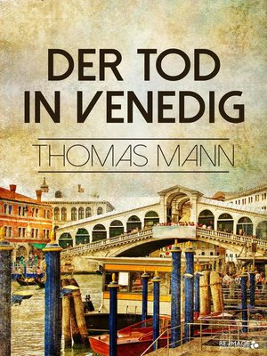 cover image of Der Tod in Venedig