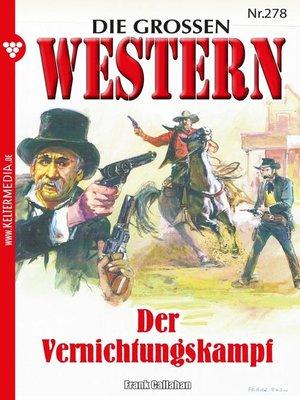 cover image of Die großen Western 278