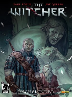 cover image of The Witcher, Band 2--Fuchskinder