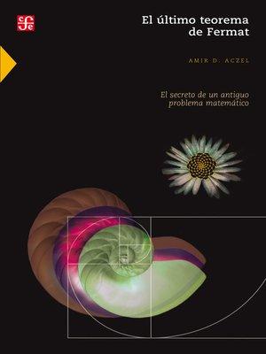 cover image of El último teorema de Fermat