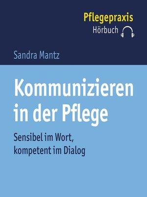 cover image of Kommunizieren in der Pflege