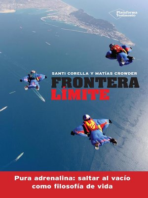 cover image of Frontera límite