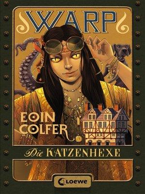 cover image of WARP 3--Die Katzenhexe