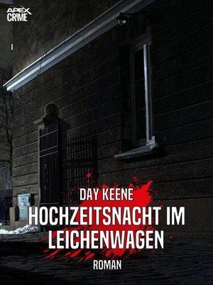 cover image of HOCHZEITSNACHT IM LEICHENWAGEN
