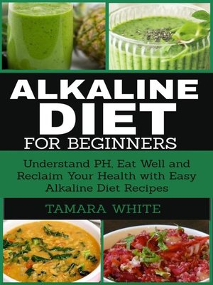 cover image of Alkaline Diet for Beginners