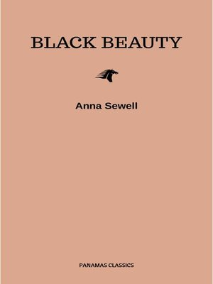 cover image of Black Beauty, Young Folks' Edition