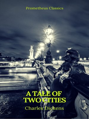 cover image of A Tale of Two Cities (Prometheus Classics)
