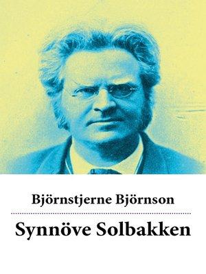cover image of Synnöve Solbakken