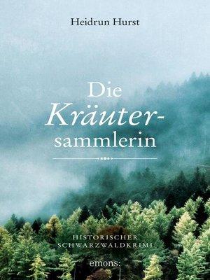 cover image of Die Kräutersammlerin