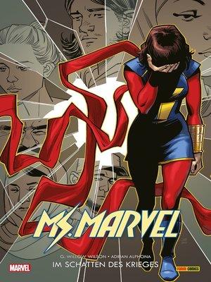 cover image of Ms. Marvel (2016) 2--Im Schatten des Krieges