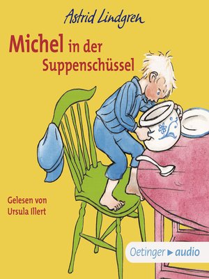 cover image of Michel in der Suppenschüssel