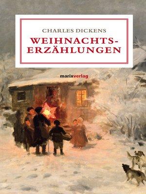 cover image of Weihnachtserzählungen