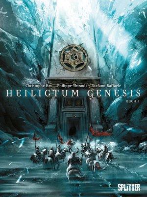 cover image of Heiligtum Genesis. Band 1