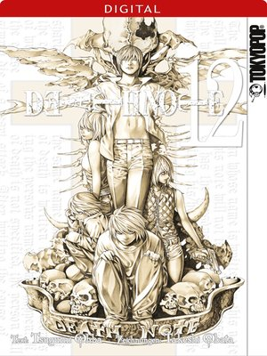cover image of Death Note 12