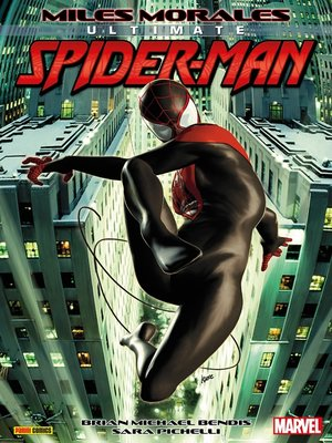 cover image of Ultimate Spider-Man