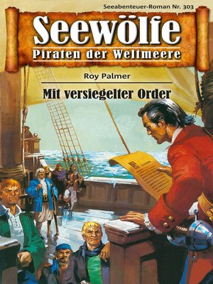 cover image of Seewölfe--Piraten der Weltmeere 303