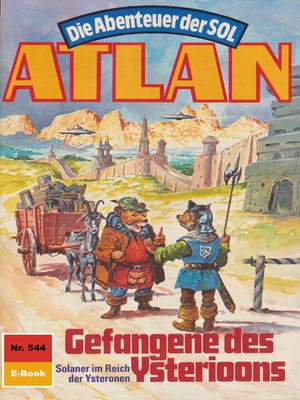 cover image of Atlan 544