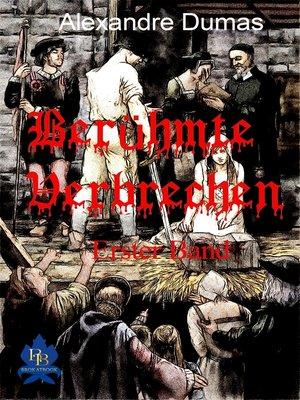 cover image of Berühmte Verbrechen