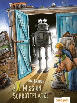 cover image of iX – Mission Schrottplatz