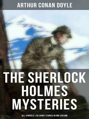 cover image of The Sherlock Holmes Mysteries