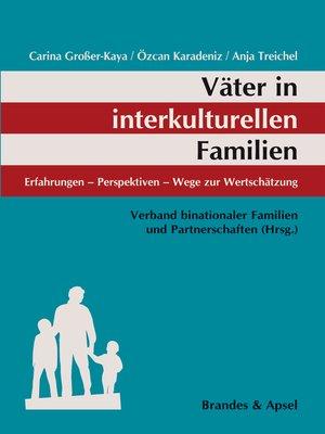 cover image of Väter in interkulturellen Familien