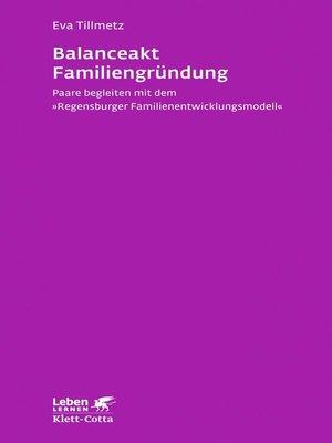 cover image of Balanceakt Familiengründung