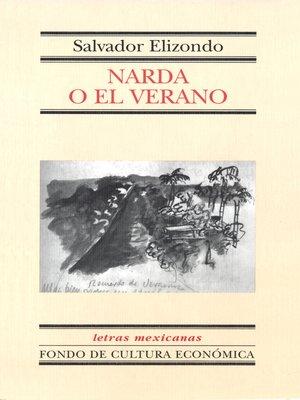 cover image of Narda o el verano