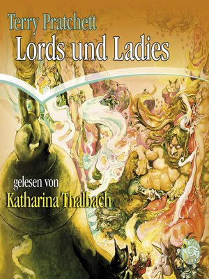 cover image of Lords & Ladies