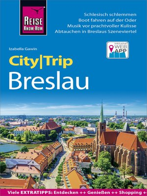 cover image of Reise Know-How CityTrip Breslau