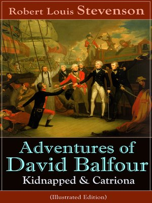cover image of Adventures of David Balfour