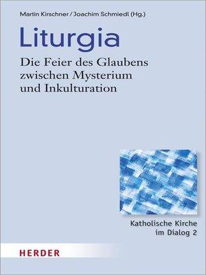 cover image of Liturgia