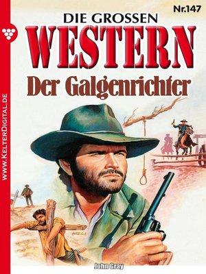 cover image of Die großen Western 147