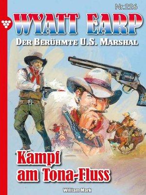 cover image of Wyatt Earp 226 – Western