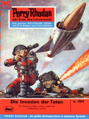 cover image of Perry Rhodan 264