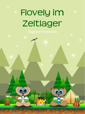 cover image of Flovely im Zeltlager