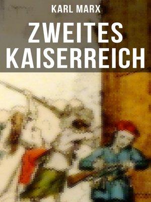 cover image of Zweites Kaiserreich