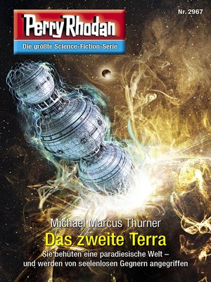 cover image of Perry Rhodan 2967