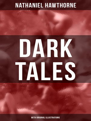 cover image of Dark Tales (With Original Illustrations)