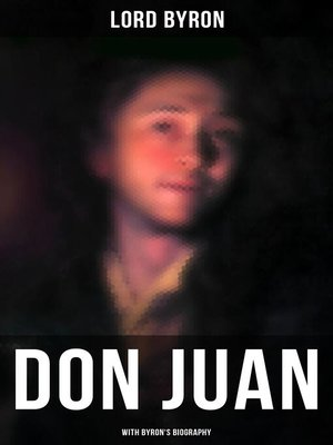 cover image of Don Juan (With Byron's Biography)