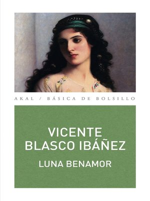 cover image of Luna Benamor