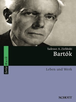 cover image of Bartók