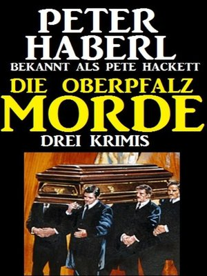 cover image of Die Oberpfalz-Morde