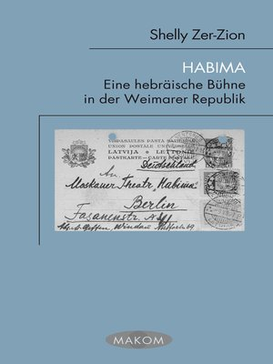cover image of Habima