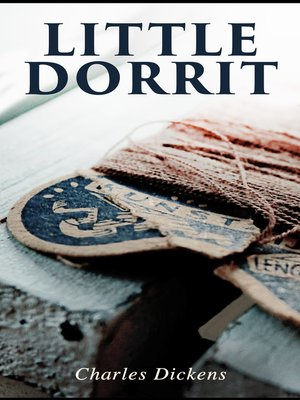 cover image of Little Dorrit