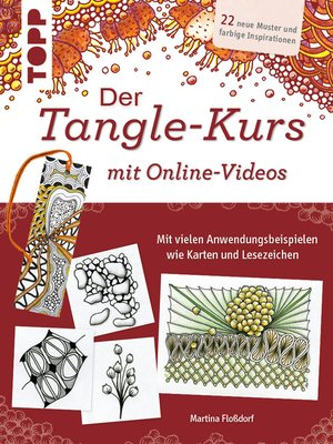 cover image of Der Tangle-Kurs mit Online-Videos